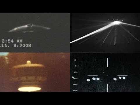 Top 20 Most Bizarre UFO Sightings | blameitonjorge