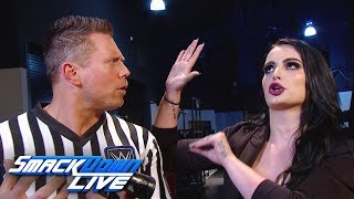 Video Asuka and The Miz have demands for Paige: SmackDown LIVE, June 12, 2018 MP3, 3GP, MP4, WEBM, AVI, FLV Juni 2018