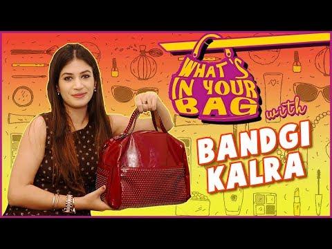 Bandgi Kalra Handbag Secret Revealed | Bigg Boss 1