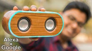 Video How I Made My Own Smart Speaker Google + Alexa - Under $30 MP3, 3GP, MP4, WEBM, AVI, FLV Mei 2019
