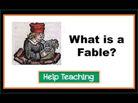 What is a Fable? | Reading Lesson for Kids