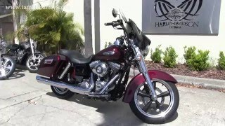 6. 2015 Harley Davidson Dyna Switchback with Batwing Fairing