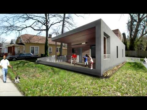 Empowerhouse Collaborative: 2011 Solar Decathlon - Bahnbrechende | The New School