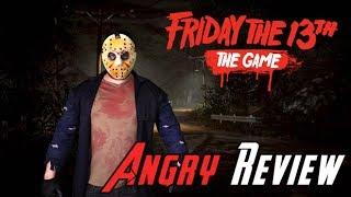 Video Friday The 13th: The Game Angry Review MP3, 3GP, MP4, WEBM, AVI, FLV November 2018