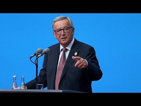 Ζ.Κ Γιούνκερ: Η κατάσταση της Ένωσης