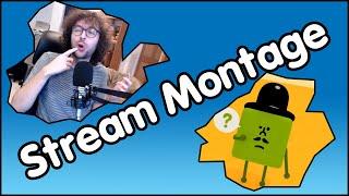 Live Stream Montage 6 - Stampy's Dribbly Stream