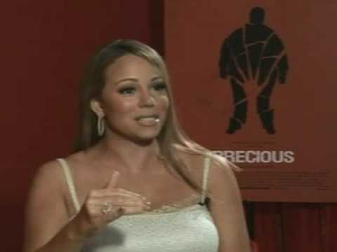 Mariah Carey on her new movie 'Precious' Video