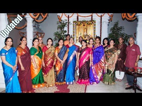 Saundarya Lahari chanting by Dr. Alakananda & her Students at SVBF Temple - UPDATED