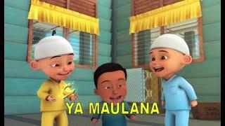 Lirik Lagu Sabyan - Ya Maulana - Versi Upin Ipin