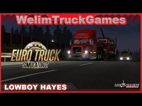Trailer Hayes Lowboy v2.0