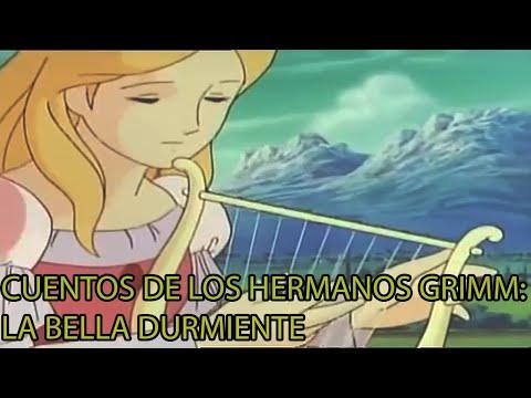 Cuentos de los Hermanos Grimm - La Bella Durmiente Audio Latino