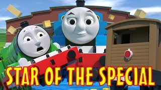 TOMICA Thomas & Friends Short 49: Star of the Special (Journey Beyond Sodor Crash Parody)