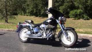 10. Used 2006 Harley Davidson Fatboy Motorcycles for sale