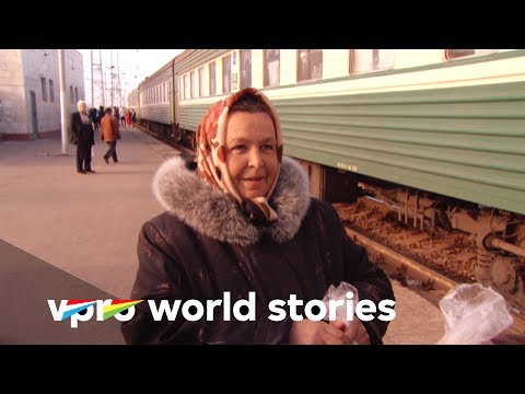 Train travel in Russia - From Moscow to Magadan (видео)