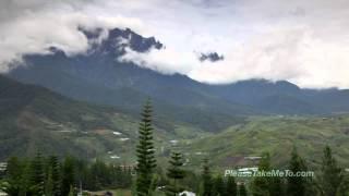 Kinabalu National Park Malaysia  city images : Sabah Mount Kinabalu National Park - Malaysia Travel Video - HD 720p