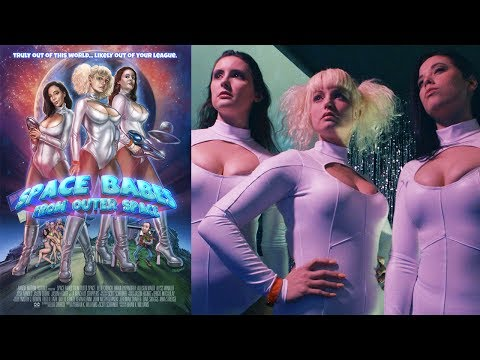 Space Babes From Outer Space - $50 Perk/Review - (Bandit Motion Pictures)