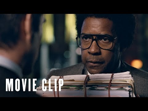 Roman J. Israel, Esq. - Polite - Starring Denzel Washington - At Cinemas February 2