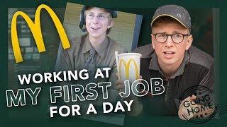 Video working a day at my first job (McDonalds) MP3, 3GP, MP4, WEBM, AVI, FLV Juli 2018