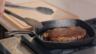 Skillet-to-oven is a great cooking method for getting a steakhouse-quality steak at home. And what Texan doesn't want their ...