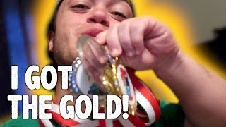 Video Brought Home the Gold!!!!!! (Dwarf Olympics) MP3, 3GP, MP4, WEBM, AVI, FLV Desember 2018