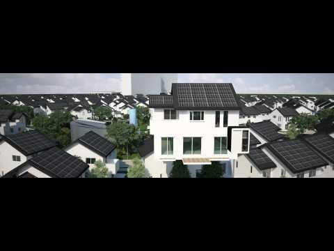 Panasonic Storage Battery, Solar Power, Fuel Cell, Heat Pump 2012/2013