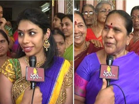 Interview With TRS MP Kavitha Mother-in-Law and Daughter-in-Law