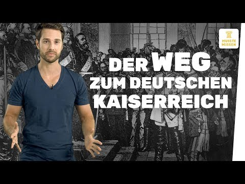 Der Weg ins Deutsche Kaiserreich