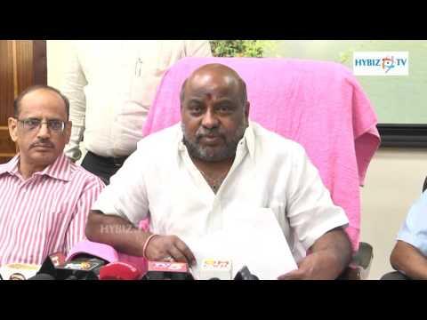 Jogu Ramanna Telangana Forest Minister