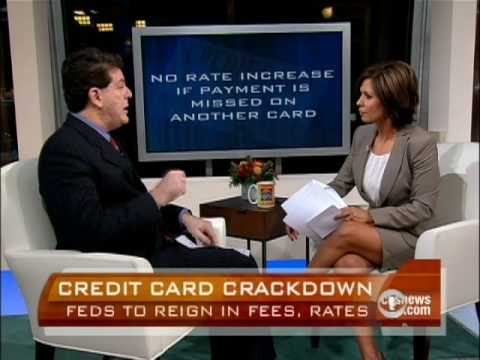 Credit Card Crackdown