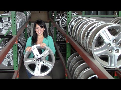 Factory Original Kia Sportage Rims & OEM Kia Sportage Wheels – OriginalWheel.com