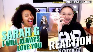 Video Sarah Geronimo - I Will Always Love You | Whitney Houston | REACTION MP3, 3GP, MP4, WEBM, AVI, FLV Agustus 2018