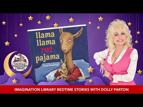 """Llama Llama Red Pajama"" | Episode 3 | Dolly Parton reads ""Llama Llama Red Pajama"""