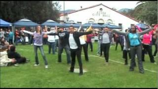 Azusa (CA) United States  city photo : Michael Jackson Flash Mob Azusa CA