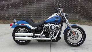 8. 070090   2018 Harley Davidson Softtail Low Rider FXLR