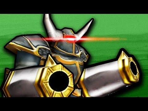 Голем убийца в warcraft 3