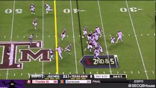 Bo Wallace vs Texas A&M (2014)