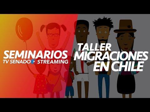 Seminario: Taller de Migraciones en Chile