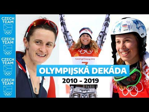 Zimní dekáda ve 3 minutách (2010 - 2019) | Český olympijský tým