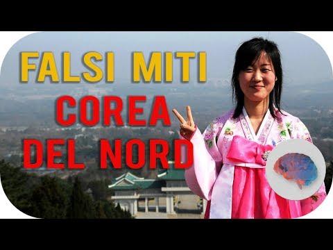 top 5 falsi miti sulla corea del nord