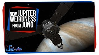 New Jupiter Weirdness From Juno by SciShow Space