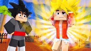 Minecraft: DRAGON BLOCK TROCA - A VOLTA DA GUERREIRA Z ‹ Ine ›