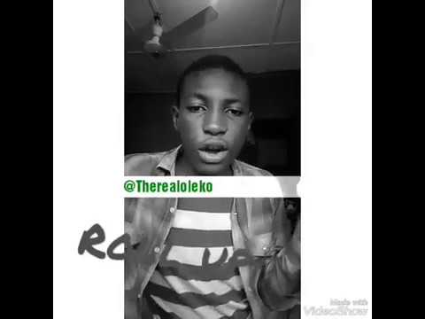Roll Up[Re-up] Cover By OLeKo -Emtee Ft Wizkid,Aka