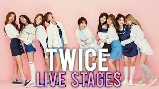 Video TWICE | LIVE STAGE Reactions (1 to 10 & TT) MP3, 3GP, MP4, WEBM, AVI, FLV Juli 2018