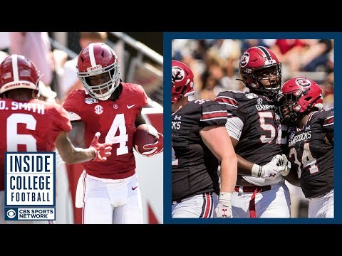 Video: #2 Alabama at South Carolina Preview | Inside College Football
