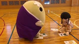 まゆまろ4番勝負!~お玉ちゃんといろはかるた対決編~