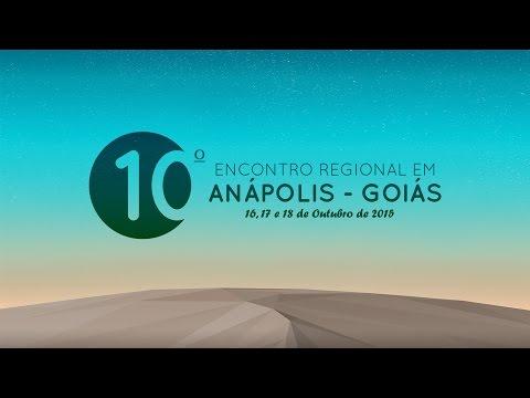 Encontro Regional em Anápolis-GO 15.10.2015 - REUNIÃO PRELIMINAR - PR.LEONIDAS