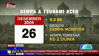 Download Video Fakta Data: Riwayat Gempa di Indonesia MP3 3GP MP4