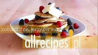 Przepis na pancakes - amerykańskie naleśniki