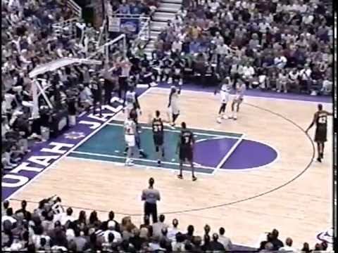 Payton - Gary Payton and John Stockton engaged in another epic point guard duel in Game 5 of their best-of-5 2000 First Round NBA playoff series between the 7th-seede...
