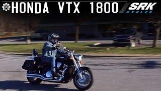 3. Honda VTX 1800